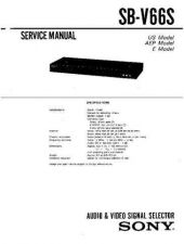 Buy Sony SBM-1 Service Manual by download Mauritron #232345