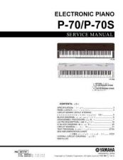 Buy Yamaha P5000S P7000S BD Manual by download Mauritron #258440