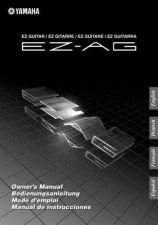 Buy Yamaha EZAG E Operating Guide by download Mauritron #247917