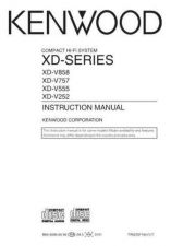Buy Kenwood X-SE7 Operating Guide by download Mauritron #219999