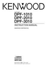 Buy Kenwood DPF-J6030 Operating Guide by download Mauritron #221079