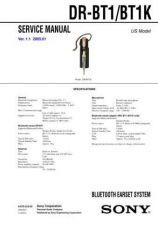 Buy Sony DSAC-MVC Service Manual by download Mauritron #240157