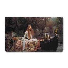 Buy The Lady of Shalott John William Waterhouse Art Vinyl Fridge Magnet