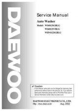 Buy Daewoo WI4012SGBLG(2) Manual by download Mauritron #226984