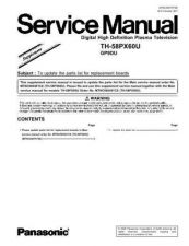 Buy Panasonic NN-H504WFR Service Manual by download Mauritron #268070