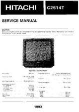 Buy Hitachi C25-56TN Service Manual by download Mauritron #263411