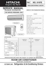 Buy Hitachi R-C- CLU-260 Service Manual by download Mauritron #264087