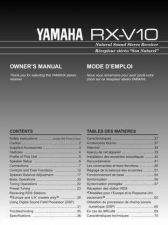 Buy Yamaha RX450 Operating Guide by download Mauritron #249689