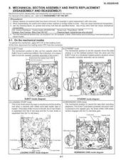 Buy Sharp VLSD20-052 Service Manual by download Mauritron #211342