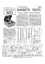 Buy DANSETTE TRG75 by download #108017