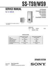 Buy Sony SS-MB150H-MB250H-MB350H Service Manual by download Mauritron #233239