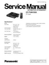 Buy Panasonic sm00cyem100u Service Manual by download Mauritron #268916