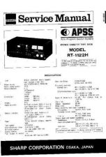 Buy Sharp RT1122H (1) Service Manual by download Mauritron #210307
