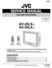 Buy JVC AV-21W83B by download Mauritron #269603