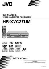 Buy JVC HR-XVC27UM Service Manual by download Mauritron #273428