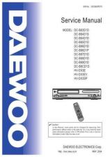 Buy Daewoo VDCB83PET0 Manual by download Mauritron #226869
