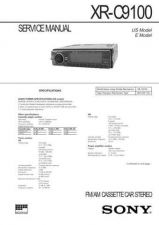 Buy SONY ZS-M50 Technical Info by download #105382