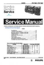 Buy Daewoo PHILIPS- FW790 Manual by download Mauritron #226323