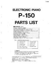 Buy Yamaha P120 P120S PL Manual by download Mauritron #258394
