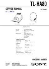 Buy Sony TL-HP90 Service Manual. by download Mauritron #245558