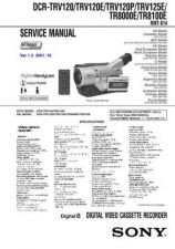 Buy Sony DCR-TRV33-TRV33E-5 Service Manual by download Mauritron #239811