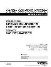 Buy Yamaha SK20 P01-P06 SM E Manual by download Mauritron #259439