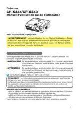 Buy Hitachi CPSX5500M09 Manual by download Mauritron #224712