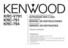 Buy Kenwood KRC-794 by download Mauritron #219412