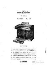 Buy Yamaha DX7IID DX7IIFD PCB Layouts Manual by download Mauritron #256391