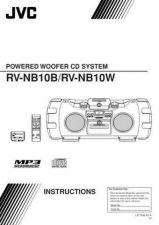 Buy JVC RV-NB10BJ by download Mauritron #272210