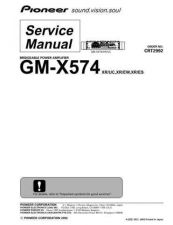 Buy Pioneer C2992 Manual by download Mauritron #227496