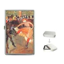 Buy At The Moulin Rouge Toulouse Lautrec Art Cigarette Flip Top Lighter
