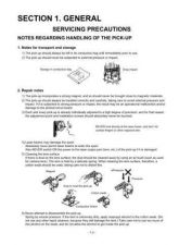 Buy FFH-2103AX BLOCK Service Information by download #111878