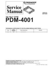 Buy Pioneer A3009 Manual by download Mauritron #227012