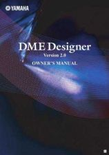 Buy Yamaha DMEDESIGNER EN OM Operating Guide by download Mauritron #247523