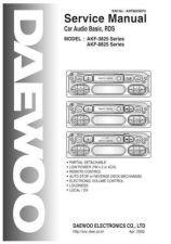 Buy DAEWOO AKF-3 by download #107942