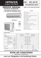 Buy Hitachi R-C CLU-350 Service Manual by download Mauritron #264091