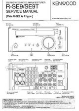 Buy KENWOOD RSE9 Technical Information by download #118807