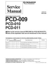 Buy Pioneer R1994 Service Manual by download Mauritron #235221