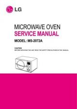 Buy 2158 MS-2072A LG Technical Information by download #119818