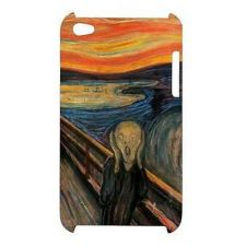 Buy The Scream Edvard Munch Ipod Touch 4th Generation Hard Case