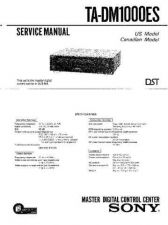 Buy Sony TA-E1 Service Manual. by download Mauritron #245244
