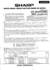Buy Sharp CDBA120-125 (1) Service Manual by download Mauritron #208402