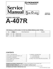 Buy PIONEER R1958 Service I by download #106293