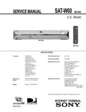 Buy Sony saw552 Service Manual by download Mauritron #244308
