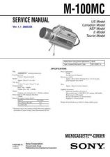 Buy Sony LBTG2500 Service Manual Technical Manual. by download Mauritron #242360