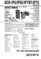 Buy Sony DCR-TRV22_TRV22E lev3 Service Manual by download Mauritron #239725