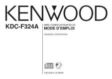 Buy Kenwood KDC-F327A Operating Guide by download Mauritron #221931