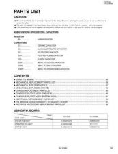 Buy JVC TV-13143W Service Manual Schematic Circuit. by download Mauritron #272691