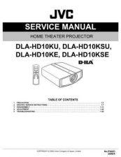 Buy JVC DLA-HD10KSU[2] Service Manual. On by download Mauritron #270227